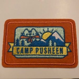 Camp Pusheen Patch